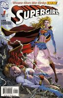 Supergirl Vol 5 1