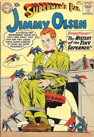 Superman's Pal, Jimmy Olsen Vol 1 48.jpg