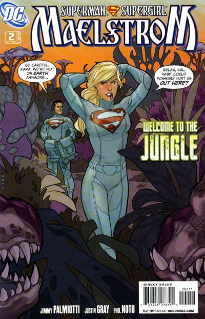 Superman/Supergirl: Maelstrom Vol 1 2