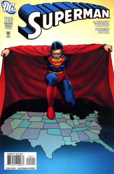 Superman Vol 1 706