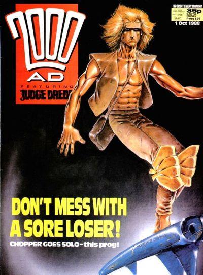 2000 AD Vol 1 594