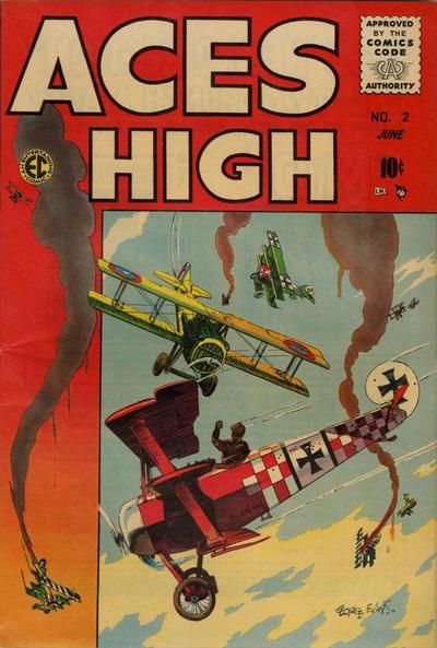 Aces High (1955) Vol 1 2