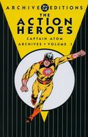 Action Heroes Archives Vol 1 1