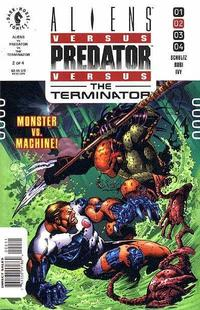 Aliens vs. Predator vs. The Terminator Vol 1 2
