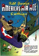 Bill Barnes, America's Air Ace Comics Vol 1 3