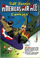 Bill Barnes, America's Air Ace Comics Vol 1 3
