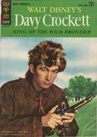 Davy Crockett King of the Wild Frontier Vol 1 1