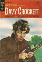 Davy Crockett King of the Wild Frontier Vol 1 2