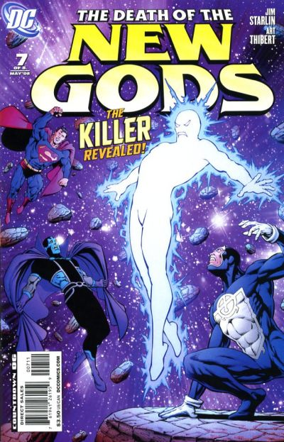 Death of the New Gods Vol 1 7