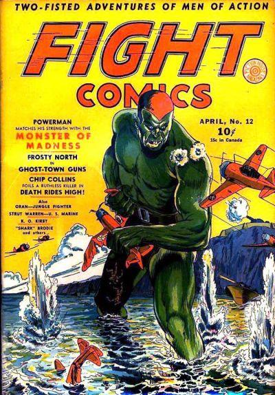 Fight Comics Vol 1 12