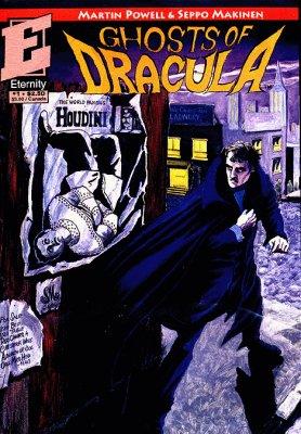 Ghosts of Dracula Vol 1 1