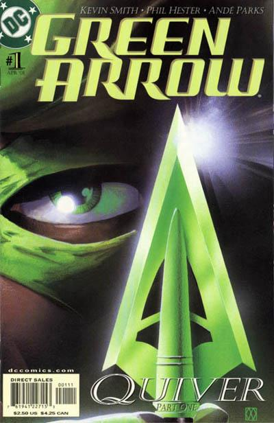 Green Arrow Vol 3 1