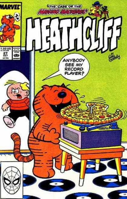 Heathcliff Vol 1 27