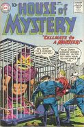 House of Mystery Vol 1 102
