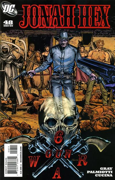 Jonah Hex Vol 2 48