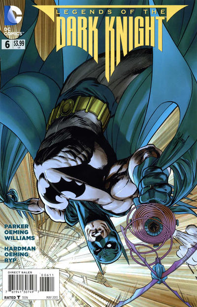 Legends of the Dark Knight Vol 1 6