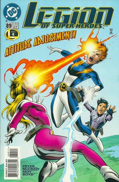 Legion of Super-Heroes Vol 4 89