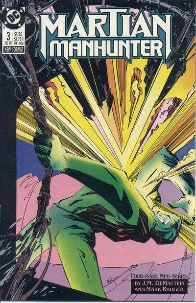 Martian Manhunter Vol 1 3