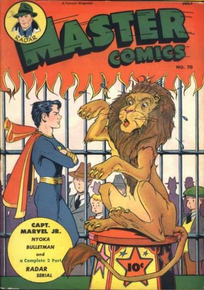 Master Comics Vol 1 70