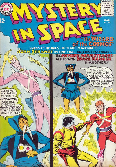 Mystery in Space Vol 1 98