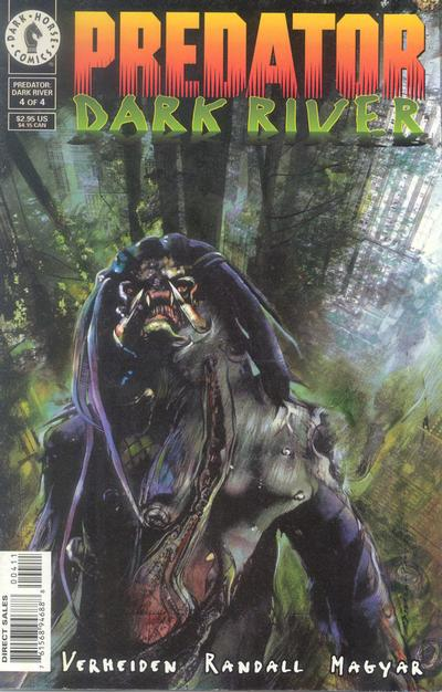 Predator: Dark River Vol 1 4