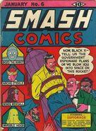 Smash Comics Vol 1 6