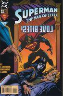 Superman Man of Steel Vol 1 41