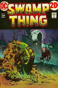 Swamp Thing Vol 1 4