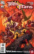 Teen Titans Vol 3 85