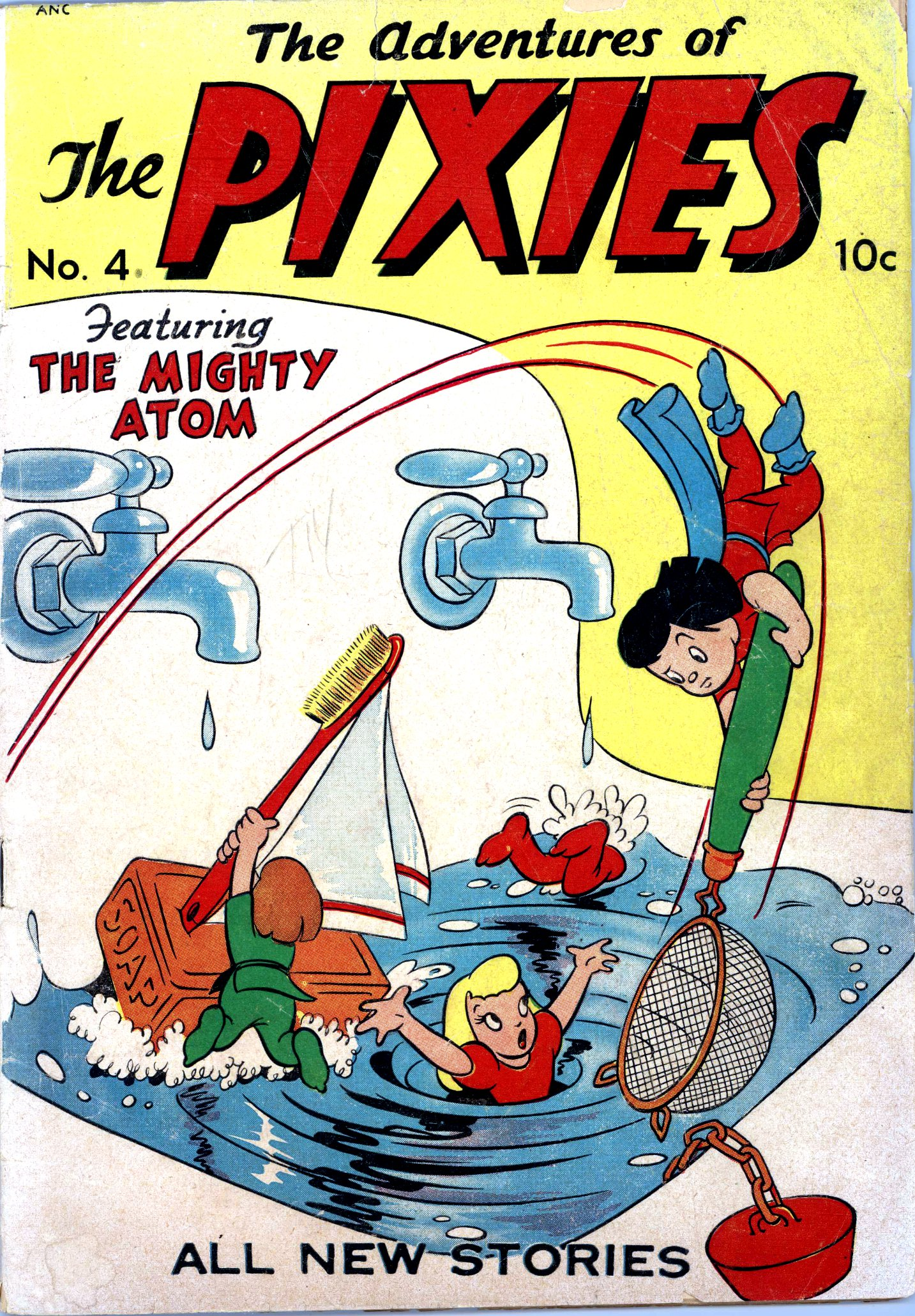 The Adventures of the Pixies Vol 1 4