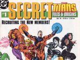 Titans Secret Files and Origins Vol 1 1