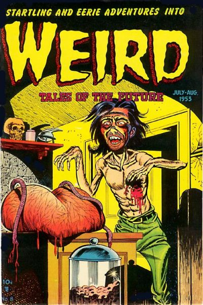 Weird Tales of the Future Vol 1 8