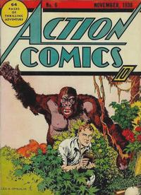 Action Comics Vol 1 6