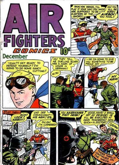 Air Fighters Comics Vol 1 15