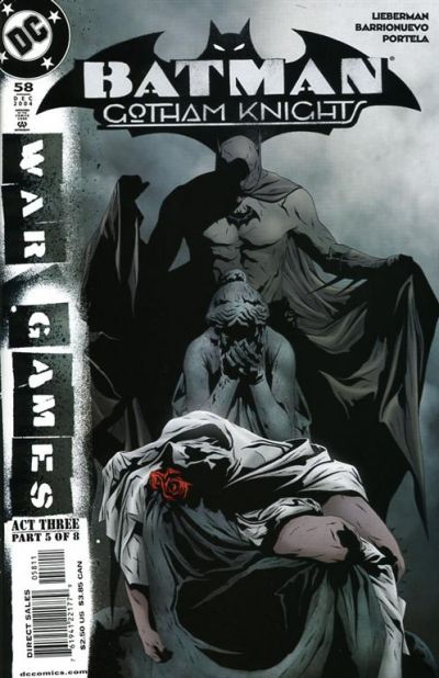 Batman: Gotham Knights Vol 1 58