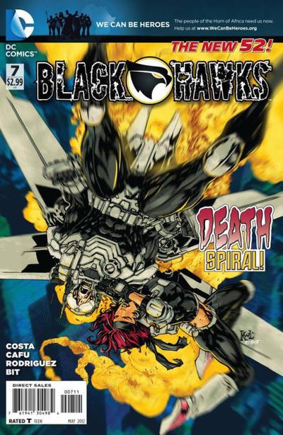 Blackhawks Vol 1 7