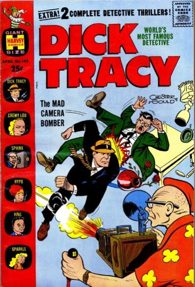 Dick Tracy Vol 1 145