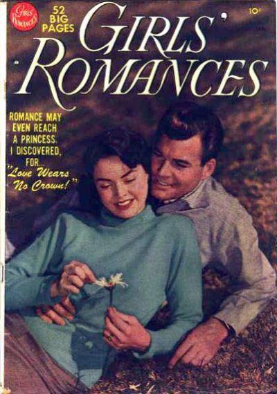 Girls' Romances Vol 1 6