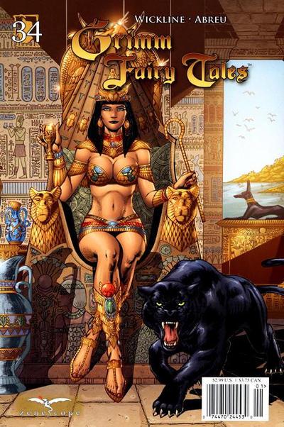 Grimm Fairy Tales Vol 1 34