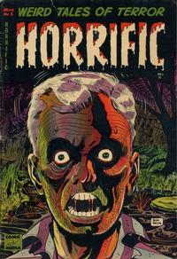 Horrific Vol 1 5