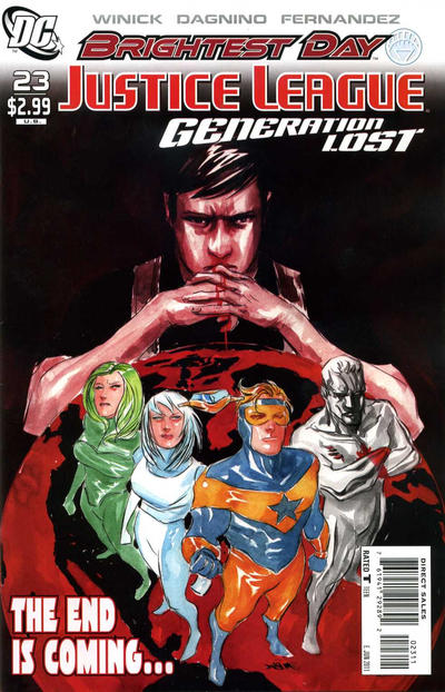 Justice League: Generation Lost Vol 1 23