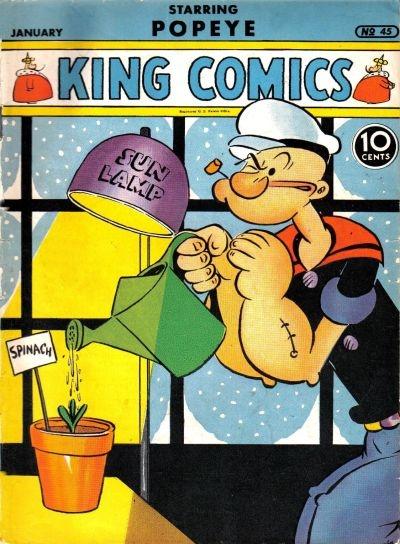 King Comics Vol 1 45