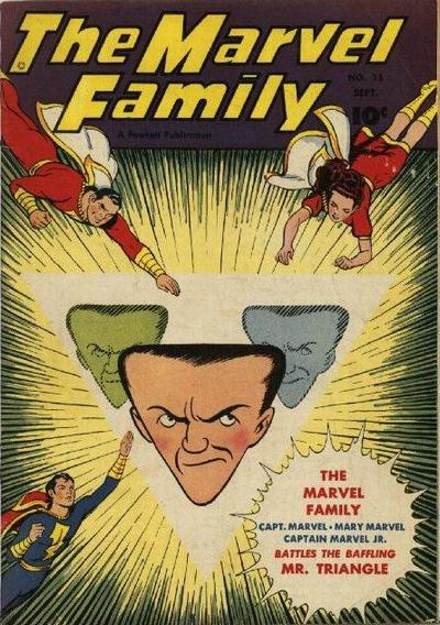 Marvel Family Vol 1 15