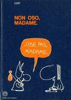 Non oso, madame. Vol 1 1