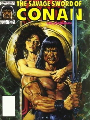 Savage Sword of Conan Vol 1 170