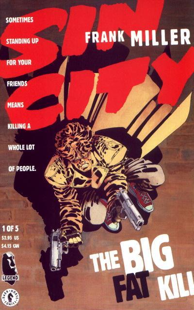 Sin City: The Big Fat Kill Vol 1 1