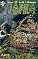 Star Wars Jabba the Hut The Gar-Suppoon Hit Vol 1 1