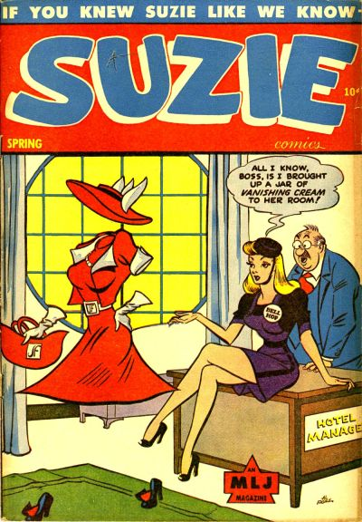 Suzie Comics Vol 1 49