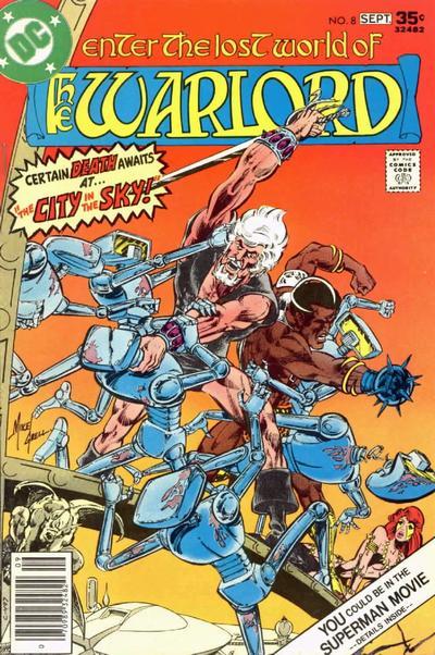 Warlord Vol 1 8