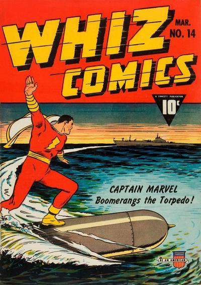 Whiz Comics Vol 1 14